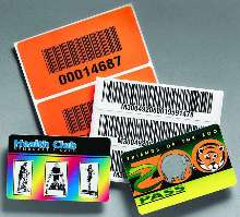 Short Run Label Printing produces runs from 1-1,000.