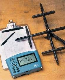 Micromanometer measures pressure, velocity, and flowrate.