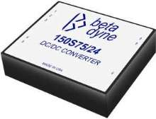 DC/DC Converters allow custom input and output voltage.