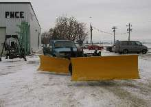 Snow Removal Equipment adapts to everyday vehicles.