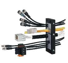 Cable Entry System avoids splicing of pre-wired cables.