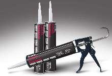 One-Component Sealant offers no slump, non-sag properties.