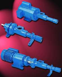 Metering Pumps provide control in low-flow applications.