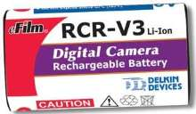 Battery and Card Readers work in cameras/camcorders.