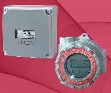 Ratemeter/Totalizer includes setup and monitoring software.