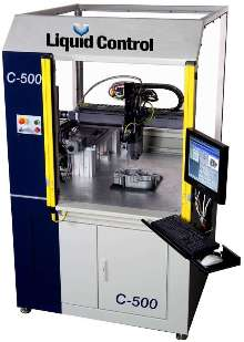 Motion Platform provides accurate, automated dispensing.