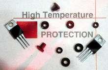 Machine Screw Insulators protect transistors and discretes.