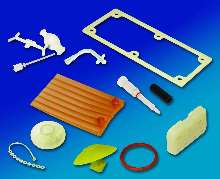 Injection Molding Service utilizes liquid silicone rubber.