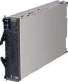 Blade Server features Intel(TM) Xeon MP processors.