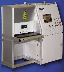 Laser Marking System is suited for all-purpose marking.