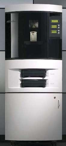 Printer helps users develop 3D models.