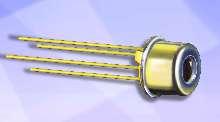 Avalanche Photodetectors feature peak responsivity of 850 nm.