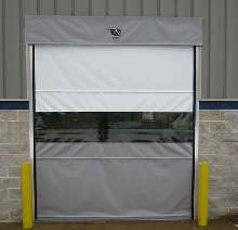 Roll-Up Door brings protection to all doorways.