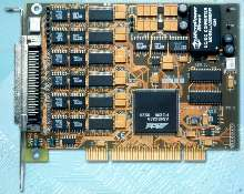 Analog-Output Boards are suited for waveform generation.