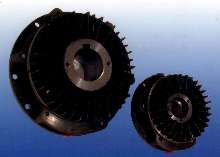 Tension Brakes feature finned rotor design.