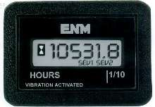 Hour Meters are vibration-activated.