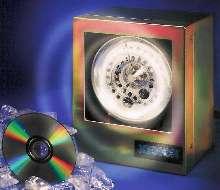 DVD Bonding System provides 1,000 W/cm² peak pulse power.