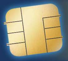 Smart Card IC features 256 kbyte of pure flash memory.