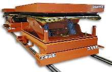 Destacking Lift Table suits automated stamping presses.