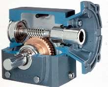 Speed Reducers offer optional pressure equalization system.