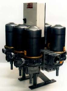 Compressed Air Dryer provides continuous operation.