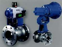 Flanged Ball Valves enhance sealing at elevated temperatures/pressures