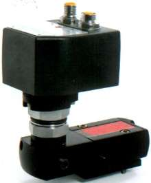 Discrete Output Device mounts to low-power pilot valves.