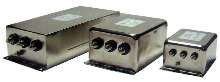 EMI Filters suit industrial and military applications.