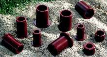 Plastic Bearings replace bronze bearings.