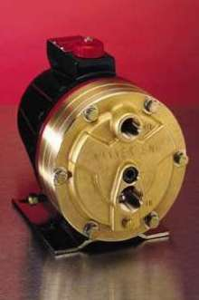 Metering Pumps offer ±1% steady-state accuracy.