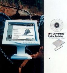 Online Training Program addresses transmission products.