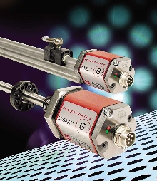 Linear Position Sensors feature microprocessor-based design.