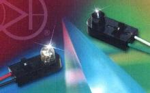IR Sensor Pair has variable distance sensing capability.