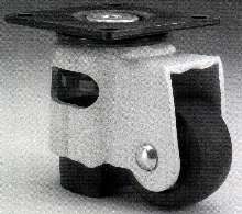 Casters are suited for office and computer workstations.