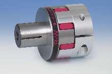 Coupling suits rapid acceleration/deceleration cycles.