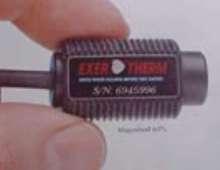 Predictive Maintenance System utilizes infrared technology.