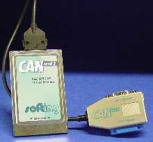 PCMCIA Interface Card permits mobile network configuration.