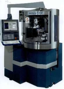 CNC Grinding Machine masters PCD/PCBN applications.