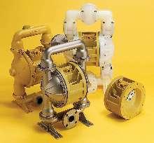 Double-Diaphragm Pump provides 200 gpm capacity.