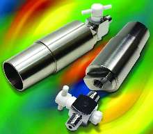 Filtration Valve Assembly suits scientific/medical devices.