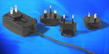Power Adapters provide alternative to fixed-blade adapters.