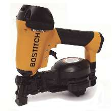 Coil Roofing Nailer weighs only 4.9 lb.