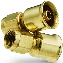Brass Hose Fittings withstand corrosive environments.