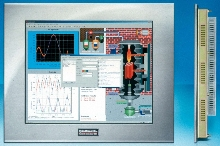 Stainless Steel Monitors suit washdown environments.