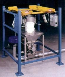 Bulk Bag Discharger simplifies pneumatic conveying systems.