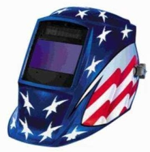 Welding Helmet satisfies demanding industrial requirements.