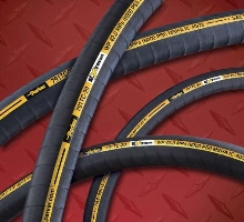 High-Pressure Hose suits SAE 100R15 applications.