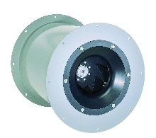 Centrifugal Fan offers capacities to 4,000 cfm.