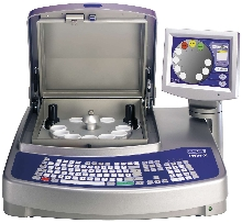 Sulfur Analyzer detects concentrations below 10 mg/kg.