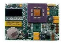 Single Board Computer measures 2.8 x 1.9 in.